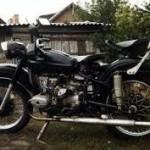 Мотоцикл Урал М 63