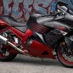 Мотоцикл Kawasaki Ninja ZZ-R1400