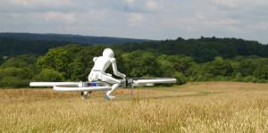 Літаючий мотоцикл - реальність близько