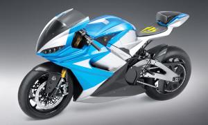 Найшвидший мотоцикл у світі - електричний