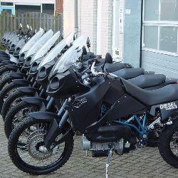 Дизельний мотоцикл