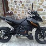 Мотоцикл KTM Duke