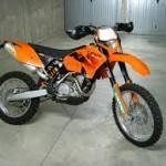 Мотоцикл KTM EXC 450