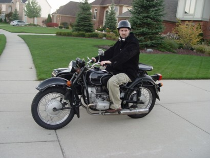 Мотоцикл днепр 16 мт