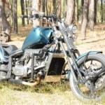 Кастом на базі мотора Дніпро 10-36