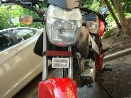 Додаткове світло на мотоцикл