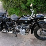 Мотоцикл Днепр К-750 (Касик)