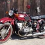 Мотоцикл Днепр МТ 10