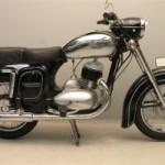 Мотоцикл Ява 250