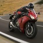 Швидкість мотоцикліста (середня)