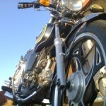 Чому глухне мотоцикл