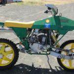 2×2×2 самый полноприводный мотоцикл в мире