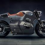 URBAN RACER ОТ BMW — САМЫЙ ТЕХНОЛОГИЧНЫЙ МОТОЦИКЛ 2015 ГОДА