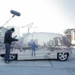 Mercedes сделал «прозрачный» автомобиль