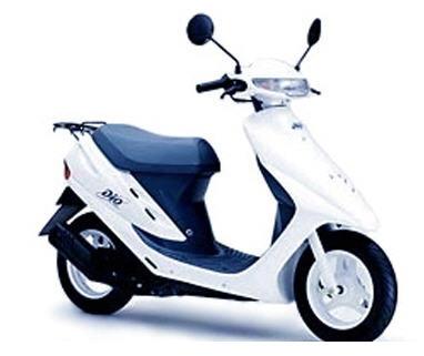 Фото: новые скутеры