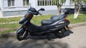 Скутер 150 сс