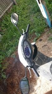 почему не заводится 4т скутер