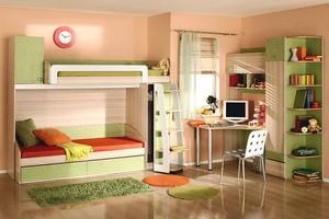 Як вибрати меблі в дитячу кімнату?