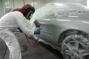Фарбування автомобіля