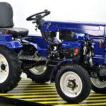 Новий мототрактор – унікальна можливість перетворити складний фермерську працю в улюблене заняття