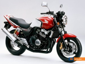 Honda CB 400 фото