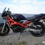 Мотоцикл Suzuki Bandit 400