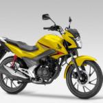 Honda представила новітній CB125F