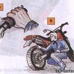 Огляд мотоцикла і його підготовка до виїзду