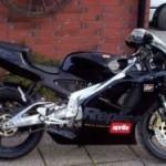 Мотоцикл Aprilia RS 125