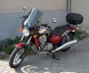 Мотоцикл Ява 650