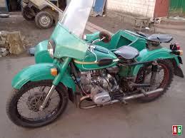 Мотоцикл Урал М 67 36