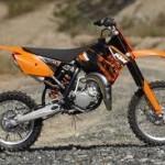 Мотоцикл KTM SX 85