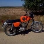 Мотоцикл Иж Планета Спорт