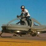 В США создали летающий мотоцикл (фото,видео)