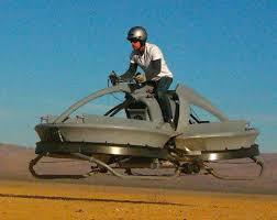 В США создали летающий мотоцикл