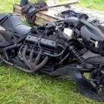 Зверский мотоцикл «война-5000»