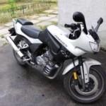 Мотоцикл Zongshen 200