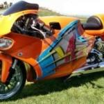 Y2K MTT Turbine Superbike — 402 км/час