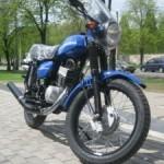 Мотоцикл Минск 125М