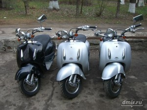 Что купить: новый или б/у скутер