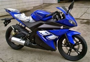 Мотоцикл racer 250