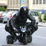 Почему скутер медленно едет?!