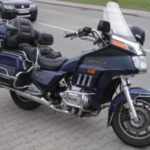 ОГЛЯД HONDA GL 1200 GOLD WING